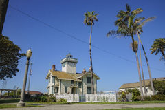 Free The Historical Point Fermin Lighthouse Stock Images - 93670474