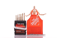 Free The Home Depot & Black And Decker Stock Image - 18710951
