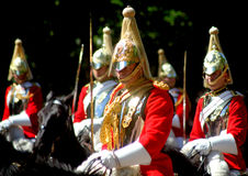 Free The Household Cavalry Mounted Regiment Royalty Free Stock Images - 94194309