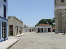 The Hymn Square In Bayamo Stock Photography