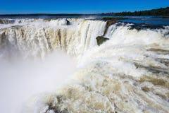 Free The Iguazu Falls Stock Image - 78038641