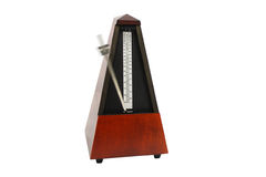 The Image Of Metronomes Royalty Free Stock Images
