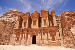 The Imposing Monastery Royalty Free Stock Images