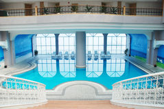 The Indoor Swimming Pool Stock Photos