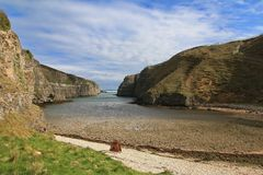 Free The Inlet At Smoo Cave Royalty Free Stock Photography - 150012317
