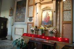 Free The Interior Of The Italian Church In Rome, Italy Royalty Free Stock Photo - 175151255