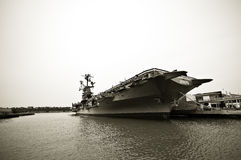 Free The Intrepid Sea-Air-Space Museum Royalty Free Stock Image - 14497006