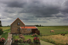 Free The Island Of Marken, Holland, Netherlands Stock Image - 38959161