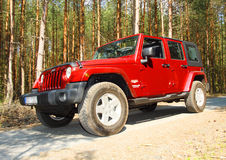 Free The Jeep Wrangler Stock Photo - 83001110