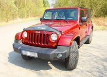 Free The Jeep Wrangler Stock Photo - 83003280