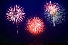 Free The July 4th Fireworks Stock Image - 5666471