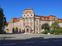 Free The Justice Palace Of Bayreuth Royalty Free Stock Image - 155641856