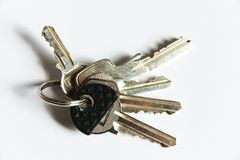 Free The Keys Stock Image - 40009001