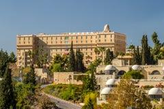 Free The King David Hotel In Jerusalem, Israel Stock Photo - 84635430
