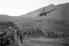 Free The Korean War In Rare Photo, 1951-1953 Royalty Free Stock Image - 165441256