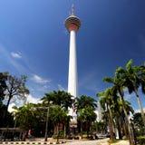 The Kuala Lumpur Tower Royalty Free Stock Photo