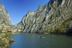 Free The Lake Matka Royalty Free Stock Photo - 13923185