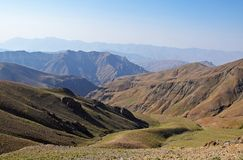 Free The Landscape Of Alborz Mountains , Iran Stock Photos - 160709263
