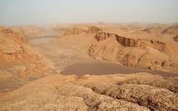 Free The Landscape Of Lut Desert Or Dasht-e Lut , Iran Stock Image - 159753771