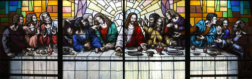 The Last Supper Royalty Free Stock Image