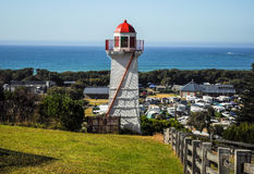 The Lighthouse At Warrnambool. Royalty Free Stock Images