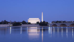 Free The Lincoln Memorial Stock Image - 35075391