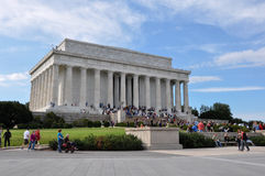 Free The Lincoln Memorial, Washington D.C., USA Royalty Free Stock Images - 64739829