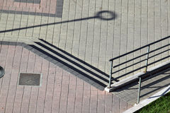 Free The Lines And Shadows On Concrete Royalty Free Stock Photos - 80983948