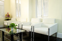 The Living Room. Royalty Free Stock Photos
