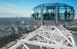 The London Eye, England Royalty Free Stock Photography
