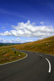 The Long And Winding Road Royalty Free Stock Photos