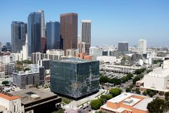 Free The Los Angeles Skyline Stock Photos - 118914893