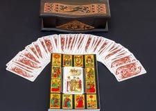 Free The Lovers Tarot Stock Photography - 48049202