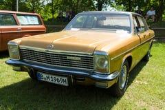 The Luxury Car Opel Diplomat B Stock Photo