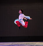 The Magic Of Ma Liang-Chinese Classical Dance Royalty Free Stock Image