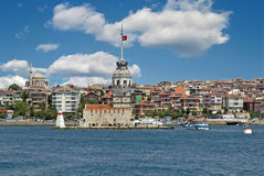 Free The Maiden S Tower Royalty Free Stock Image - 15112926