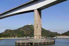 The Main Bridge In Vitoria In Espirito Santo Stock Image