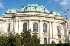 The Main Building Of The University Of Sofia In Bulgaria Stock Photos