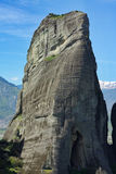 The Majestic Cliffs Of Meteora. Greece.
