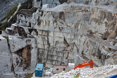 Free The Marble Quarries - Apuan Alps , Carrara, Royalty Free Stock Photography - 28369197