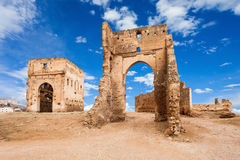Free The Marinid Tombs Royalty Free Stock Images - 78032999