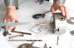 Free The Measuring Tool Stock Photos - 16764493