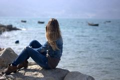 Free The Melancholy End Of Summer Stock Photos - 141410163