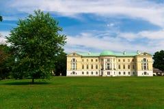 The Mezotne Palace Royalty Free Stock Images