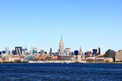 Free The Mid-town Manhattan Skyline Stock Images - 11186084