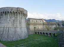 Free The Mighty Pisan Fortezza Firmafede In Sarzana Stock Photography - 94862902