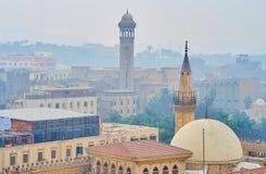 Free The Minarets In Fog, Cairo, Egypt Stock Photo - 148990520