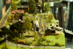 Free The Model Railways Stock Images - 29888384