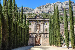 The Monastery Of Scaladei In Catalonia, Spain