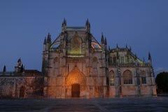 The Monastery Santa Maria Victoria Royalty Free Stock Photo